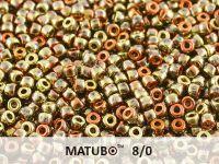 Matubo 8o Crystal California Gold Rush - 10 g