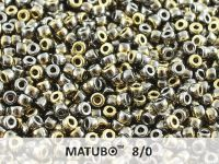 Matubo 8o Crystal California Graphite - 10 g