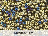 Matubo 8o Crystal California Blue - 10 g