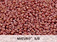 Matubo 8o Luster - Metallic Gold Pink - 10 g