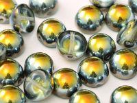 Dome Bead Crystal Marea 10x6mm - 1 sztuka