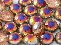 Dome Bead Crystal Sliperit 10x6mm - 1 sztuka