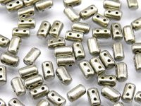 Rulla 3x5mm Old Silver - 100 g