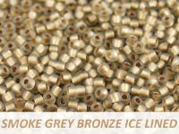 Matubo 8o Smoke Grey Bronze Ice Lined - 100 g