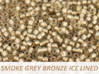 Matubo 8o Smoke Grey Bronze Ice Lined - 100 g