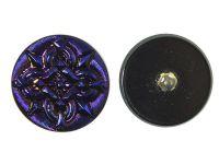 Guzik szklany nr157 - 27 mm