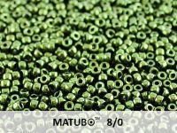 Matubo 8o Luster - Metallic Olivine - 10 g