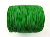 Sznurek ozdobny zielony 1 mm - 3 m