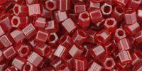 TOHO Hex 8o-5C Transparent Ruby - 10 g