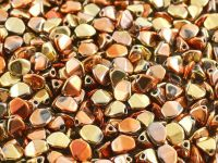 Pinch Beads Crystal California Gold Rush 5x3 mm - 5 g