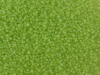 PRECIOSA Rocaille 10o-Milky Lt Green - 50 g