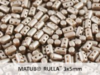 Rulla 3x5mm Pastel Lt Brown - 10 g