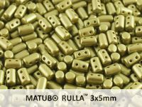 Rulla 3x5mm Pastel Lime - 10 g