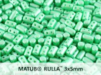 Rulla 3x5mm Pastel Lt Green - 10 g