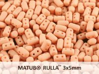 Rulla 3x5mm Light Peach Silk Mat - 10 g