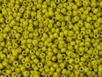 TOHO Round 11o-2600F Semi Glazed - Lemongrass - 10 g