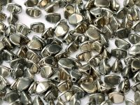 Pinch Beads Argentic 5x3 mm - 50 g