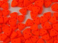 Triangle 6mm Neon Orange - 5 g