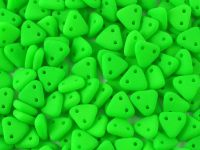 Triangle 6mm Neon Green - 5 g