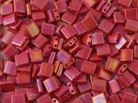 Miyuki TILA TL408FR Opaque-Rainbow Frosted Pepper Red - 5 g