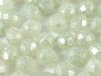 FP 8mm Luster Stone Green - 10 sztuk