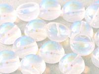 Dome Bead Crystal AB 10x6mm - 1 sztuka