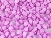 Pinch Beads Light Purple Silk Mat 5x3 mm - 50 g