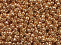 TOHO Round 8o-551 Galvanized Rose Gold - 10 g