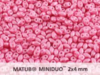 miniDUO 2x4mm Pastel Pink - 5 g