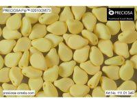 PIP 7x5mm Yellow Silk Mat - 20 sztuk