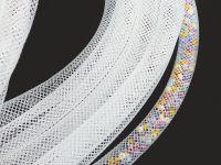 Siatka jubilerska biała 8 mm - 1 metr