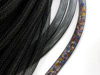 Siatka jubilerska czarna 8 mm - 1 metr