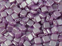 Squares 6mm Pastel Lavender - 20 sztuk