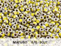 3CUT 6o Opaque Yellow - Old Silver - 50 g