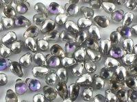 Puffy Teardrops Crystal Vitrail Light 6x4mm - 20 sztuk
