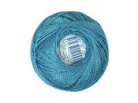 Kordonek Perlovka turkusowoniebieski 60x2 - 10 g
