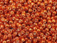 TOHO Round 8o-562 Galvanized Saffron - 10 g