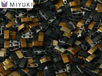 Miyuki HTL4561 Half TILA Jet Valentinite Matted - 5 g