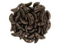 Crescent 3x10mm Matte Dark Bronze - 5 g