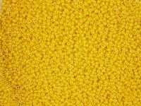 PRECIOSA Rocaille 11o-Opaque Lustered Yellow - 50 g