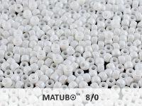 Matubo 8o Pearl Shine White - 10 g