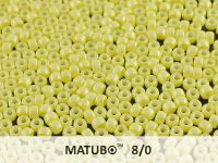 Matubo 8o Pearl Shine Amber - 10 g