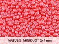 miniDUO 2x4mm Pearl Shine Rose - 5 g