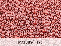 Matubo 8o Pearl Shine Autumn Leaf - 100 g