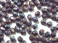 FP 4mm Opal Luster Iris - 40 sztuk