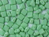 Silky Beads 6mm Opaque Lt Mint - 20 sztuk