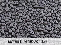miniDUO 2x4mm Matte Jet - 5 g