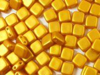 Tile 6mm Gold Shine Yellow Sun - 20 sztuk