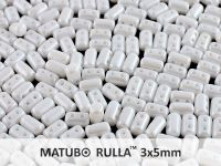 Rulla 3x5mm Pearl Shine White - 100 g