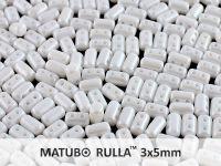 Rulla 3x5mm Pearl Shine White - 100 g